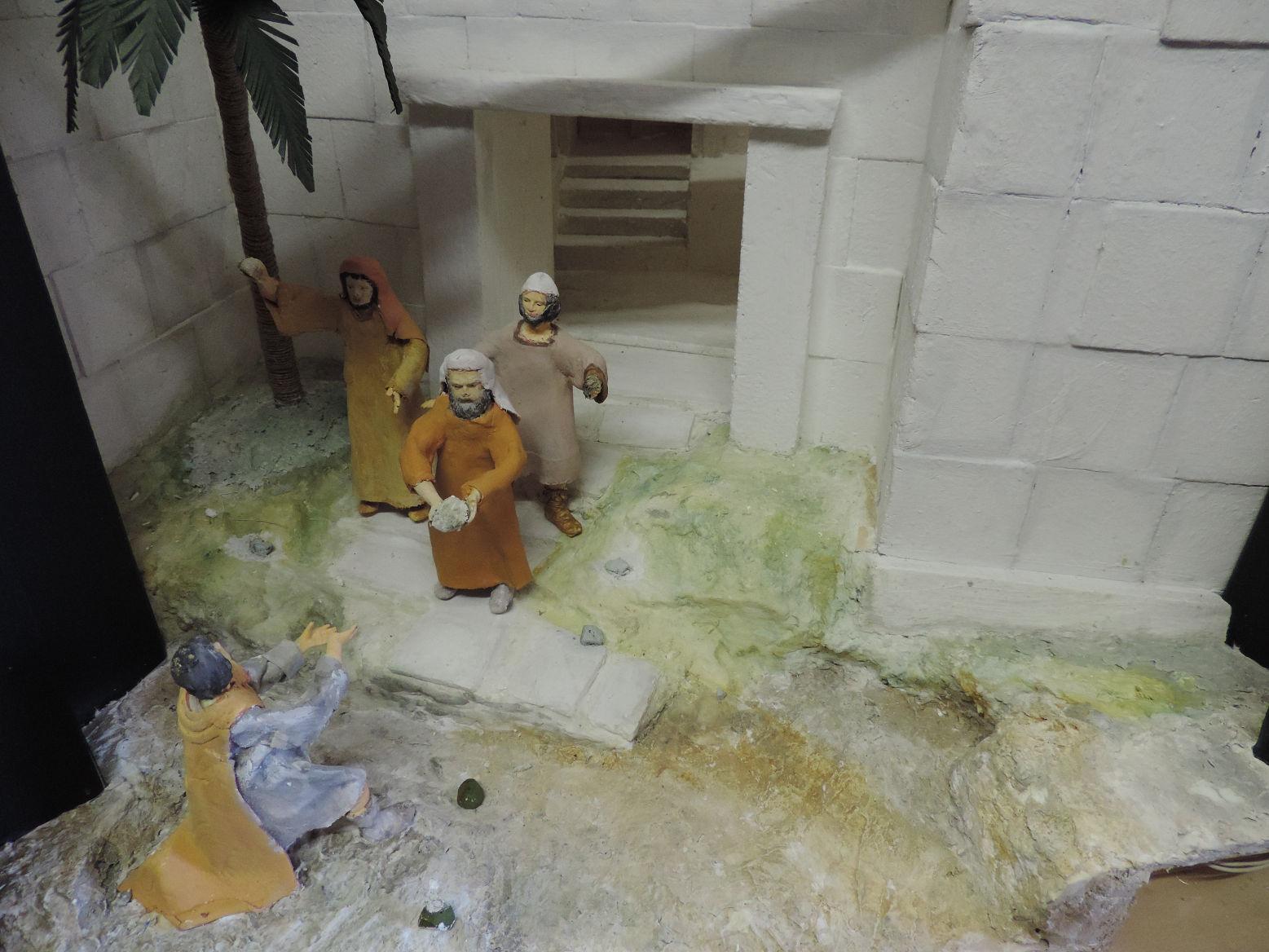 21 - Martirio di Santo Stefano