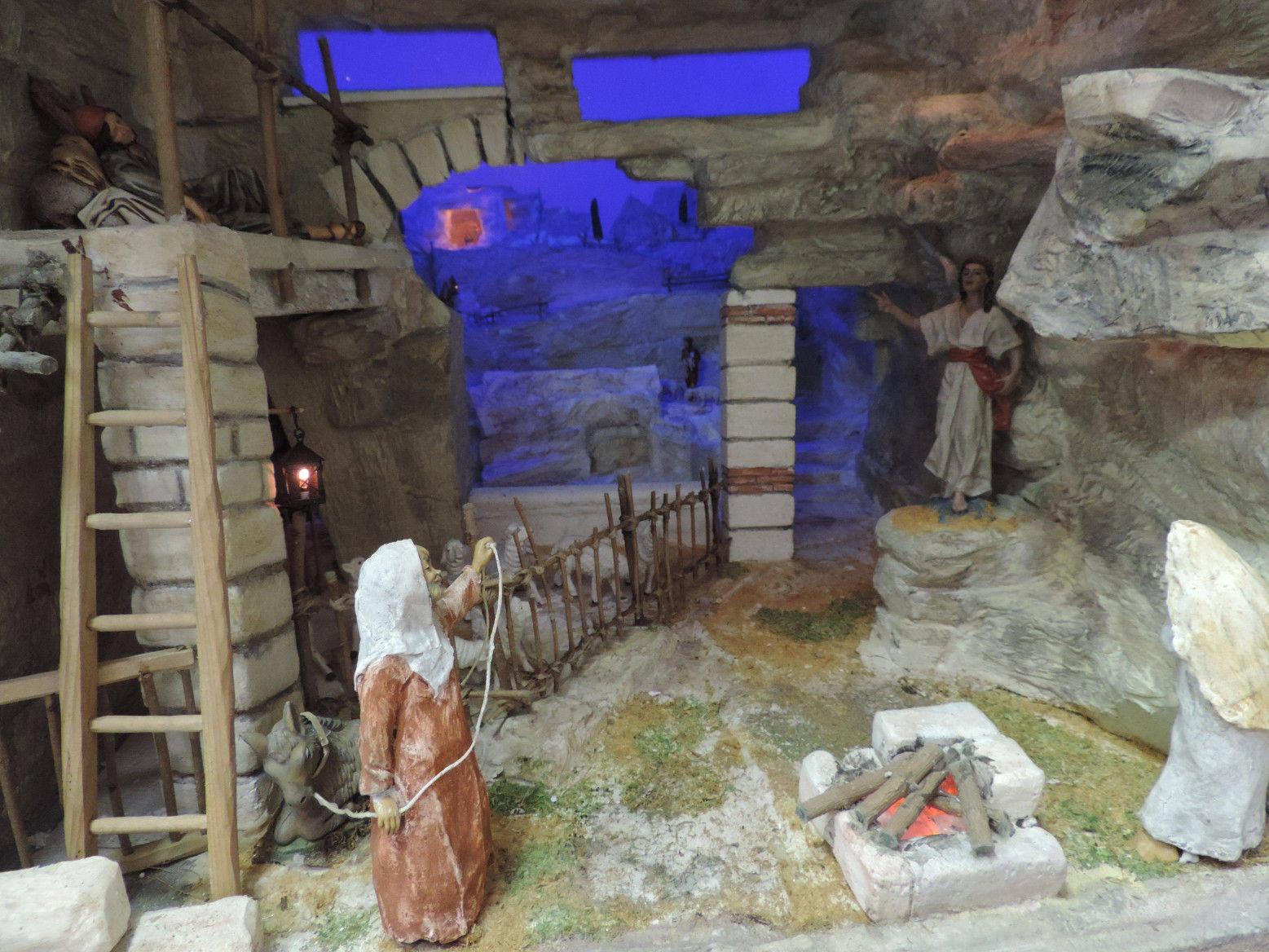 3 - Annuncio dell'Angelo ai Pastori