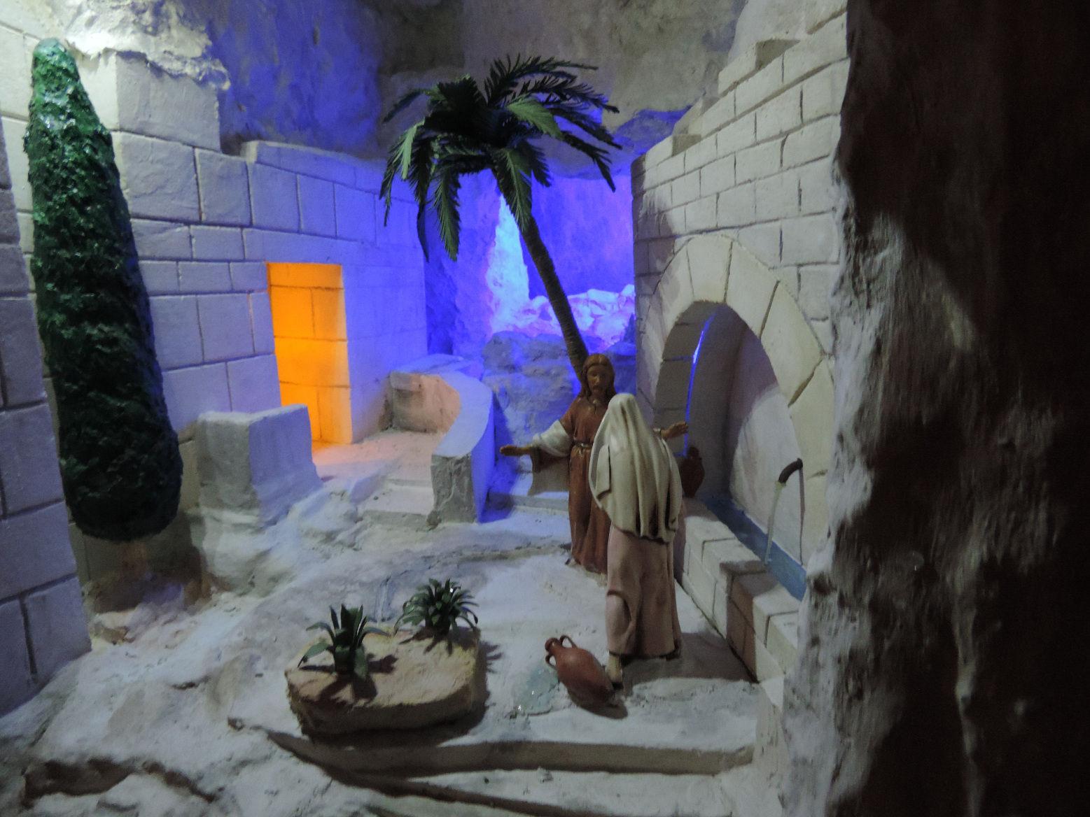 11 - Gesù incontra la Sammaritana