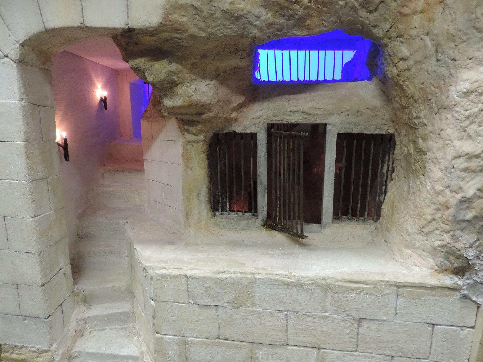 23 - Pietro in carcere liberato dall'Angelo