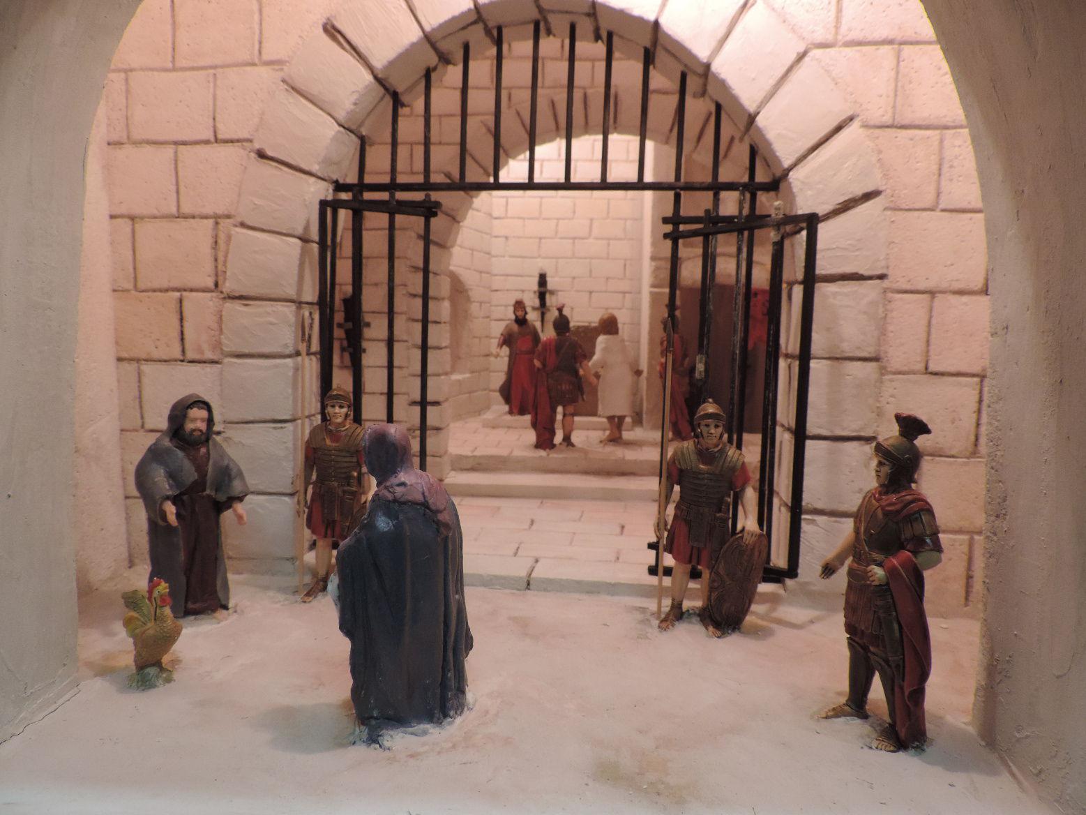 8 - Gesù al tempio
